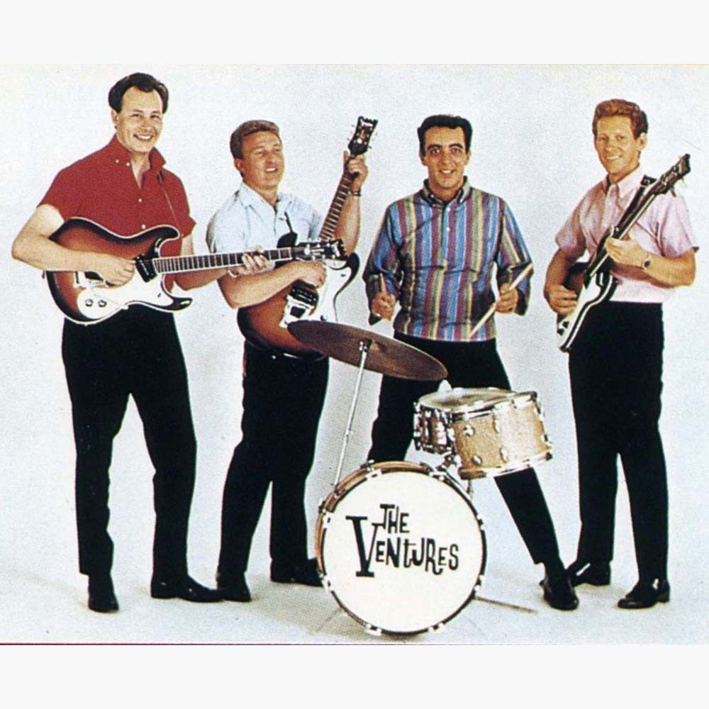 The Ventures The Ventures In The Vaults Volume 4 Ace
