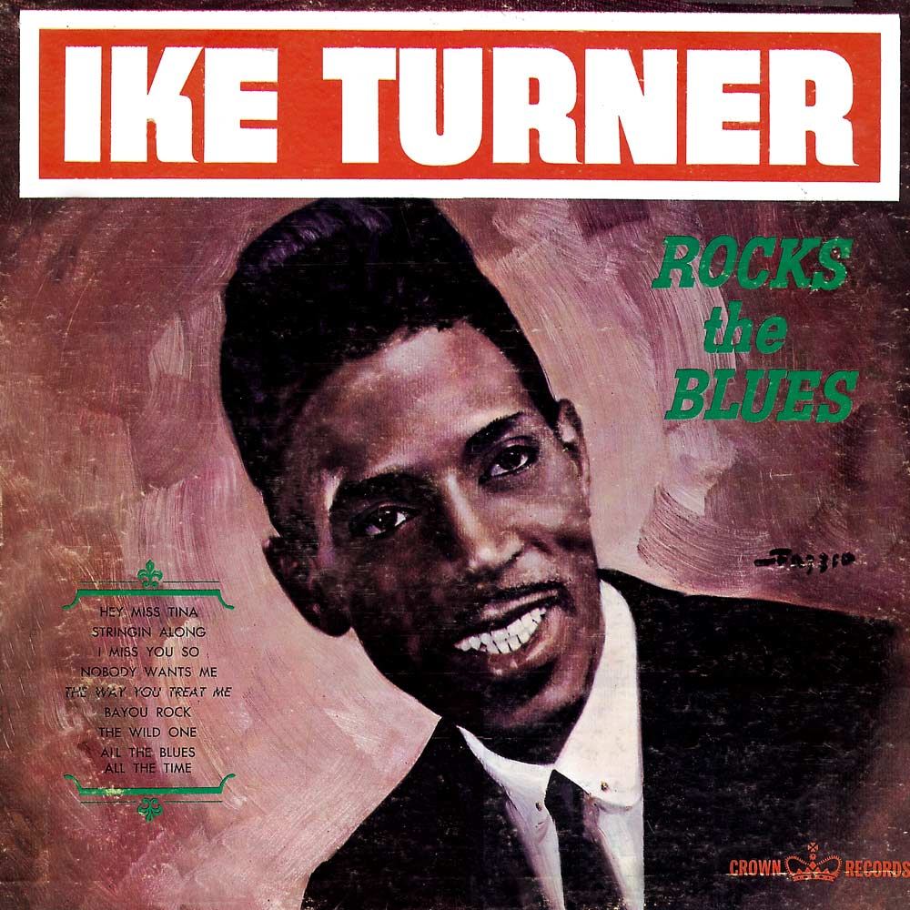 Ike Turner Ike S Instrumentals Ace Records