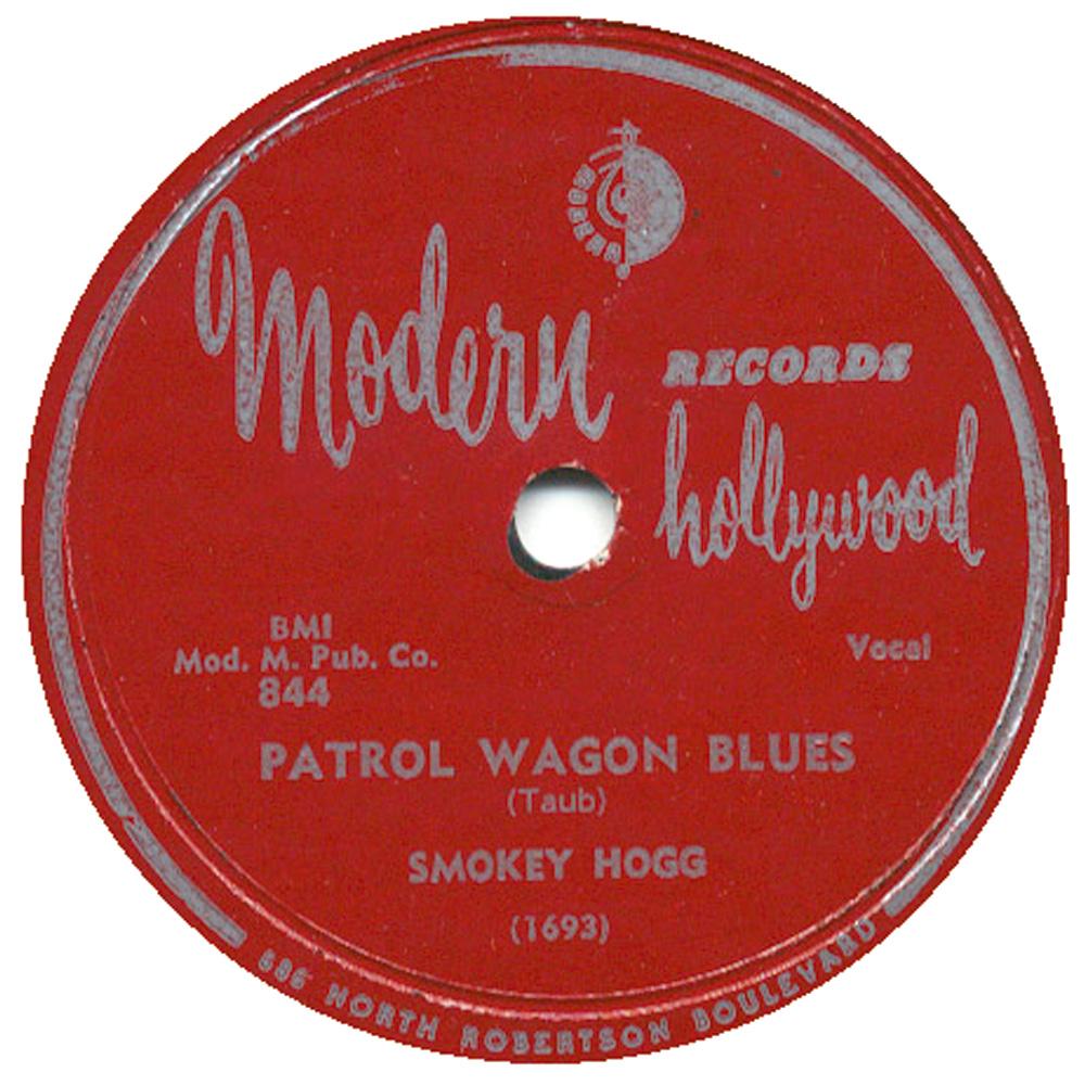 Smokey Hogg Smokey Hogg Sings The Blues