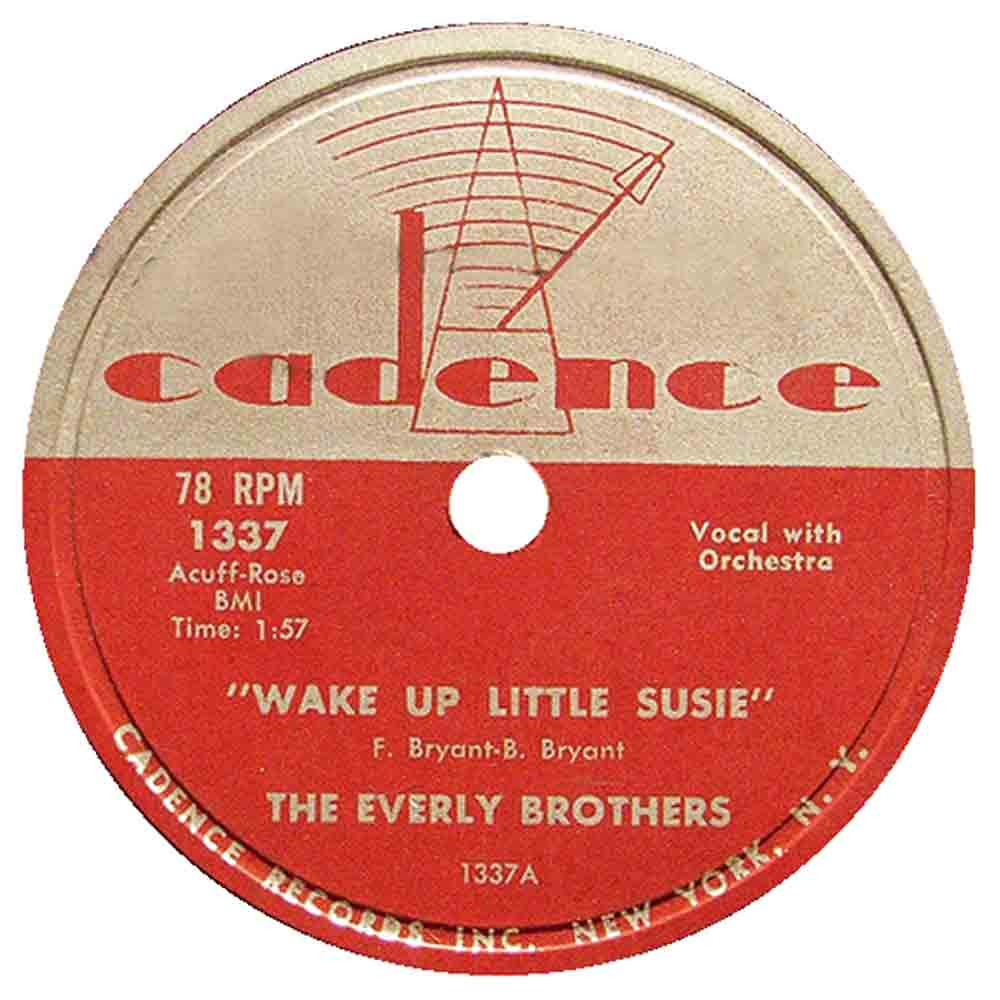 The Everly Brothers The Golden Hits Of
