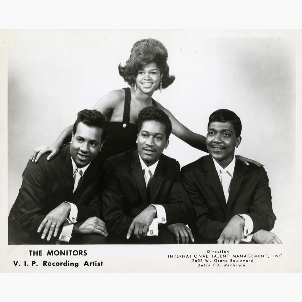 The Monitors Say You The Motown Anthology 1963 1968