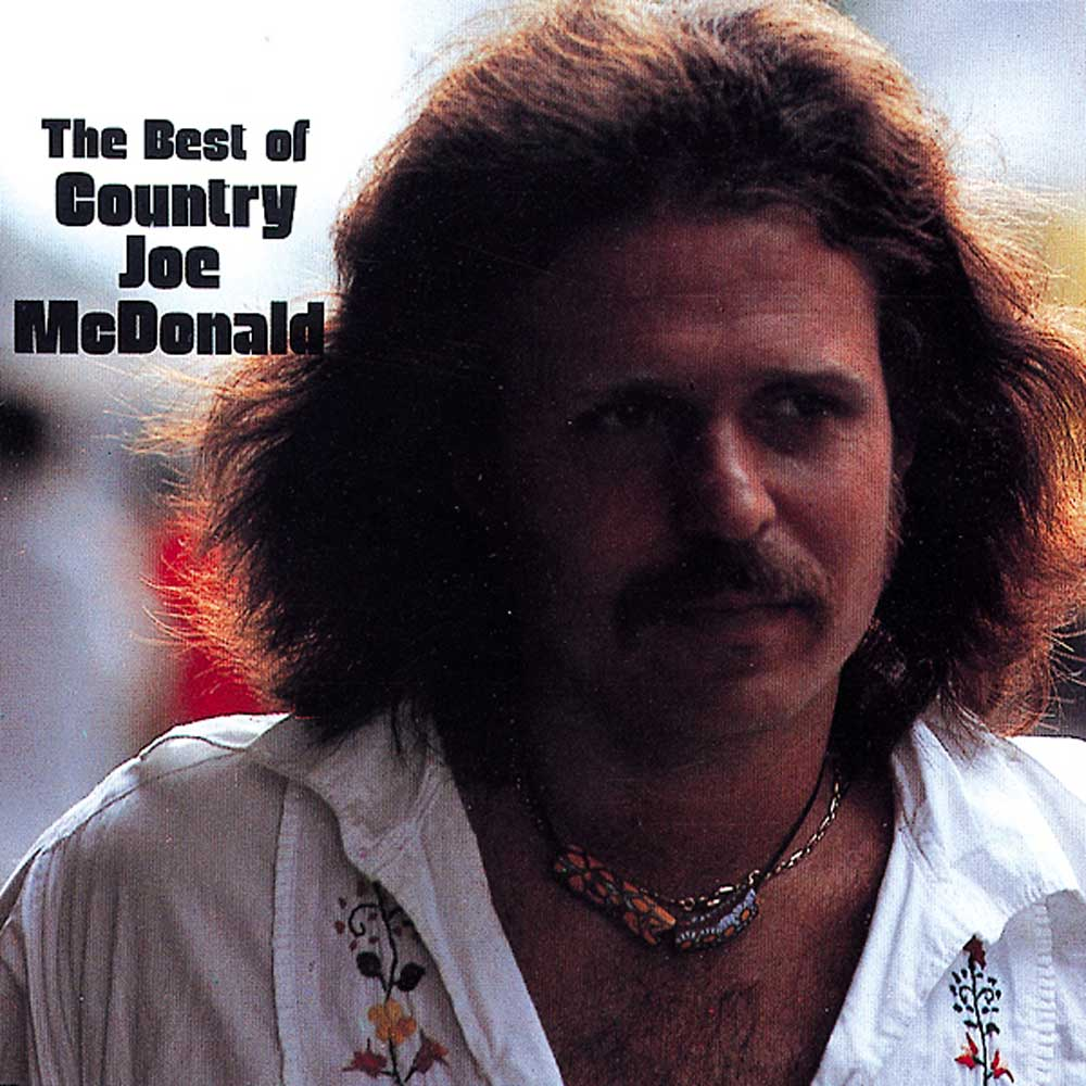Country Joe Mcdonald Net Worth