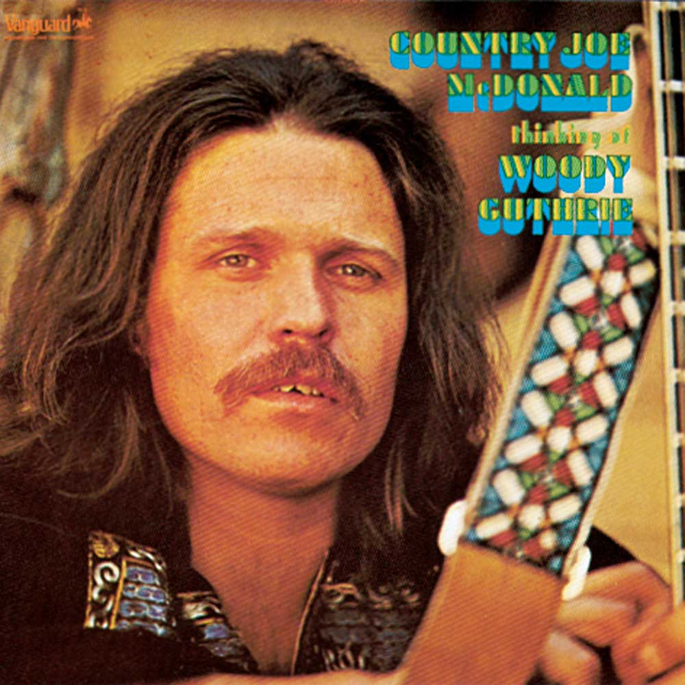Country Joe McDonald Paradise With An Ocean View