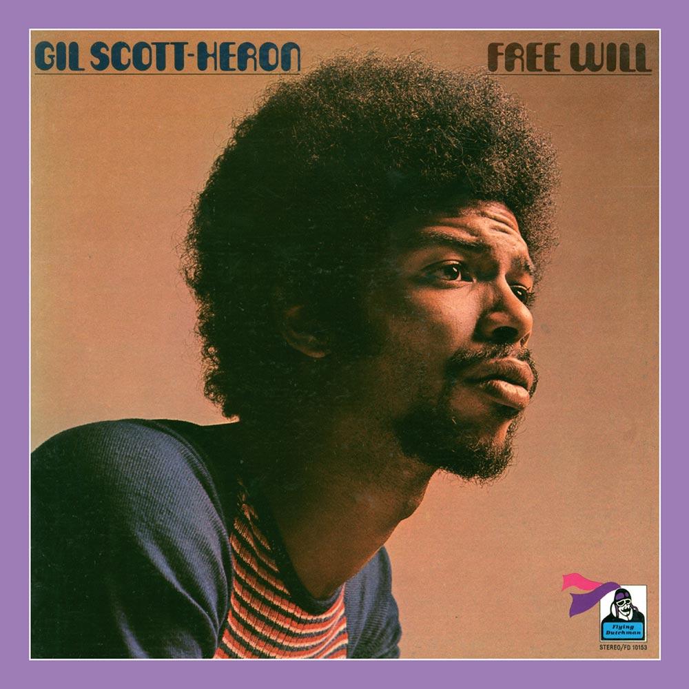 Gil Scott Heron cd