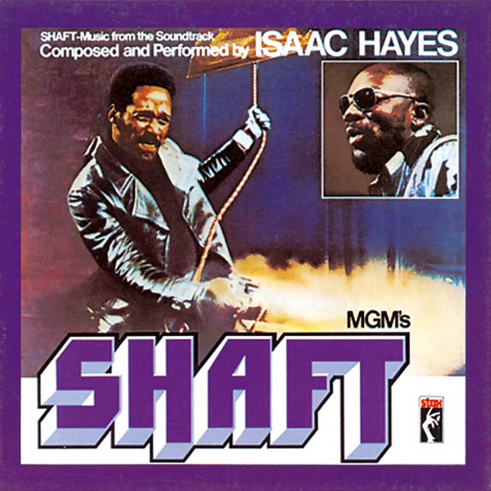 Isaac Hayes - Theme From Shaft 1971