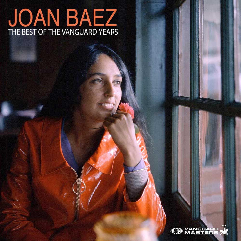 Joan baez the best of the vanguard years ace records