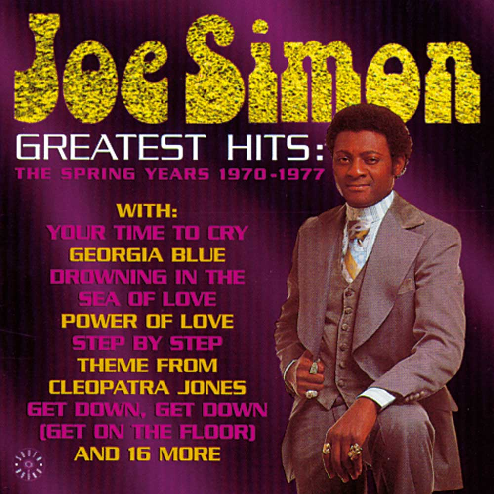 Joe simon greatest hits the spring years mp3 ace for Top 50 house songs of all time
