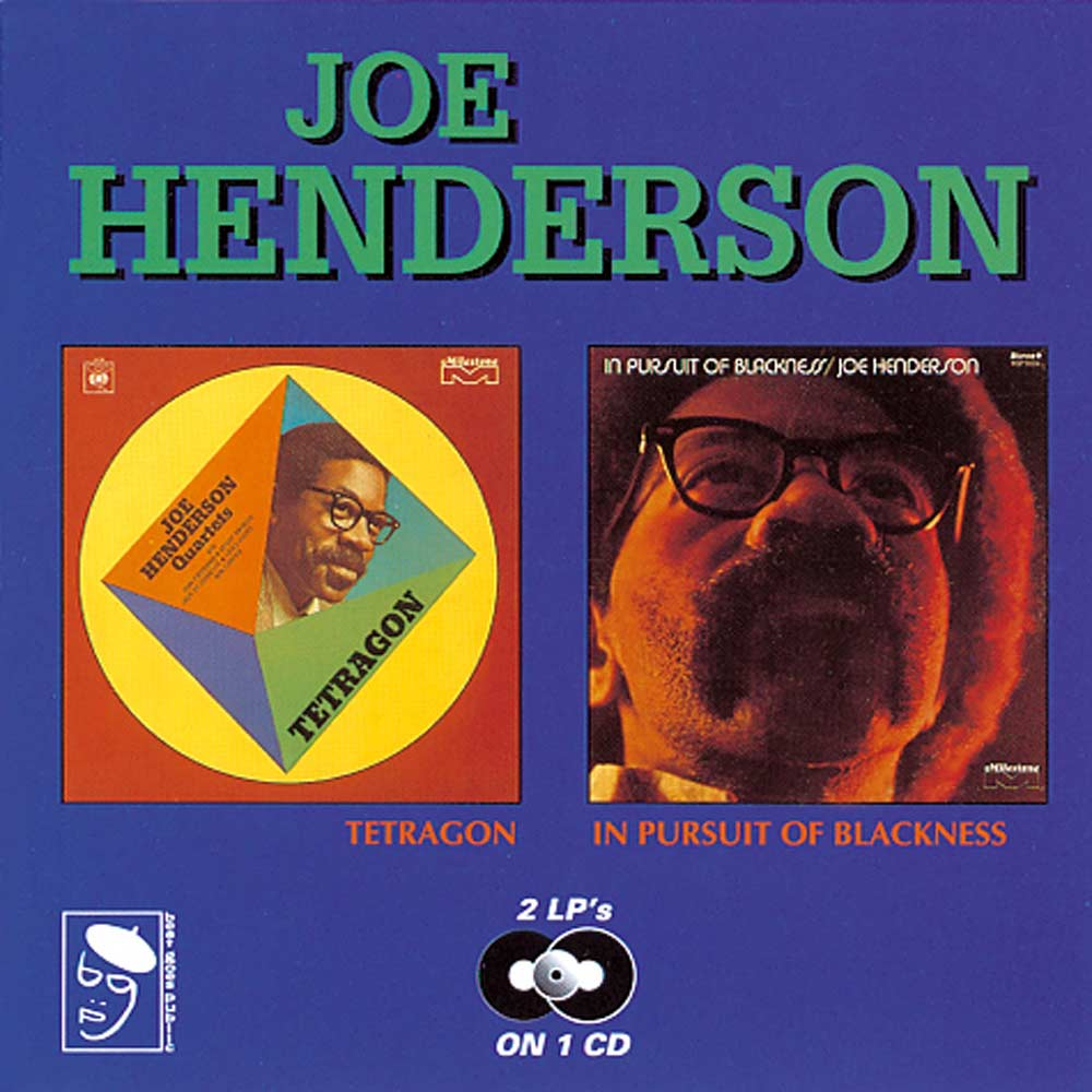 Joe Henderson Tetragon In Pursuit Of Blackness Ace Records