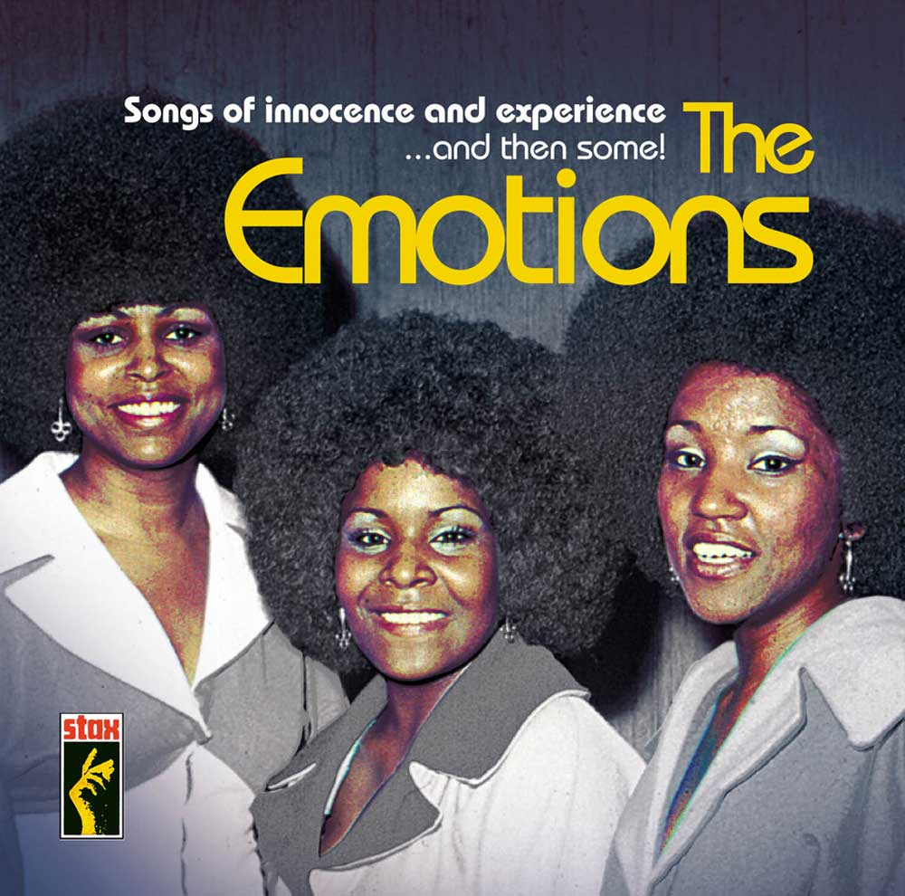 The Emotions Songs Of Innocence And Experience And Then