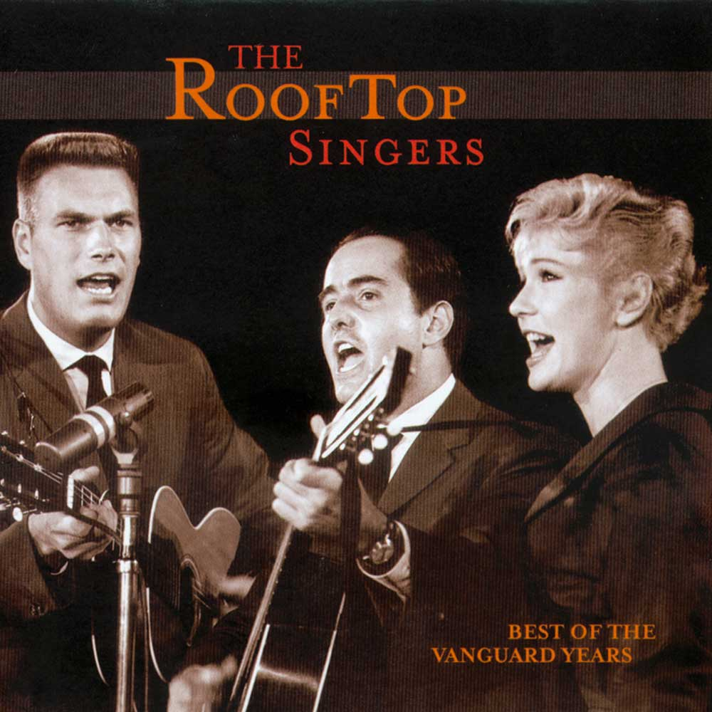 The rooftop singers best of the vanguard years ace records