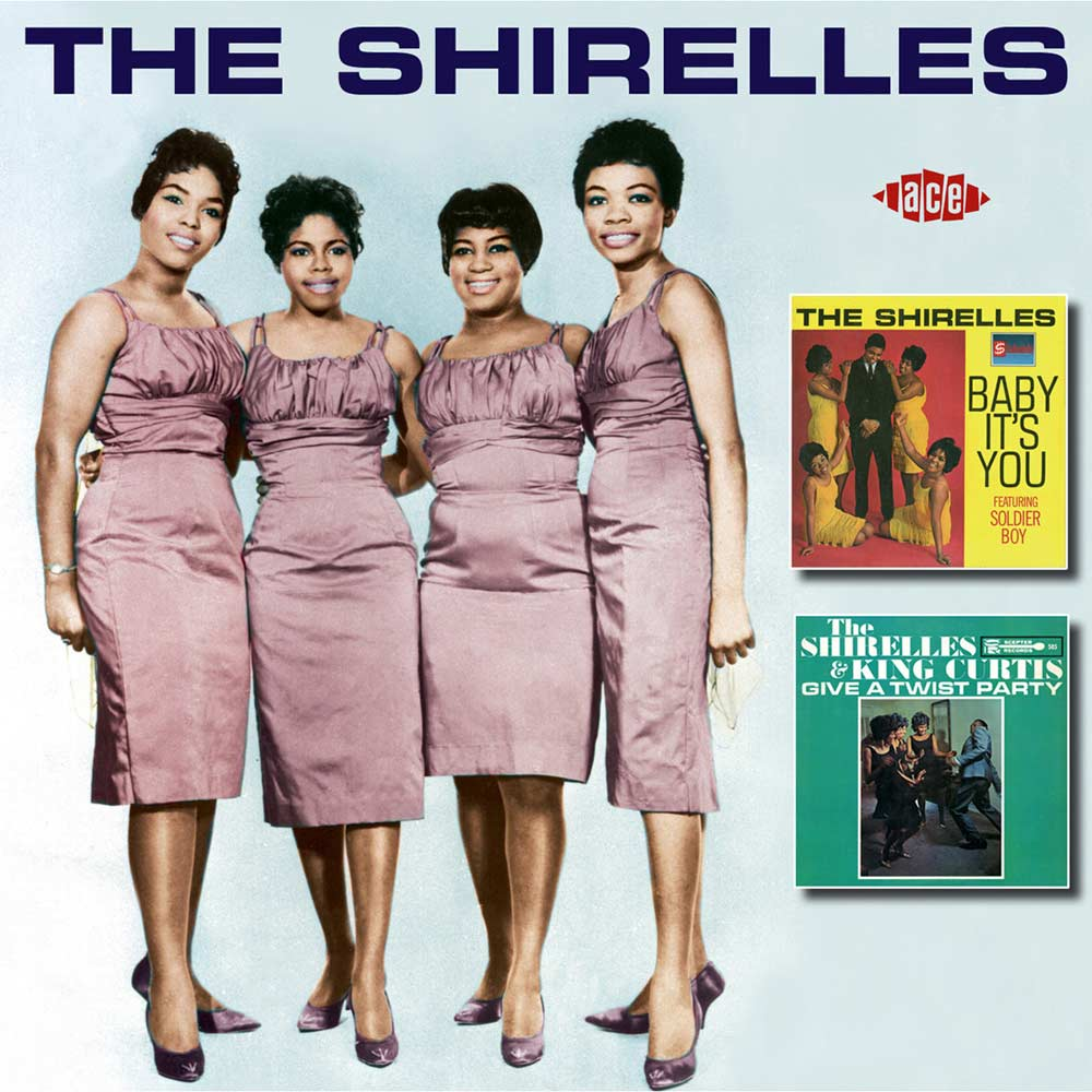 Shirelles King Curtis Give A Twist Party