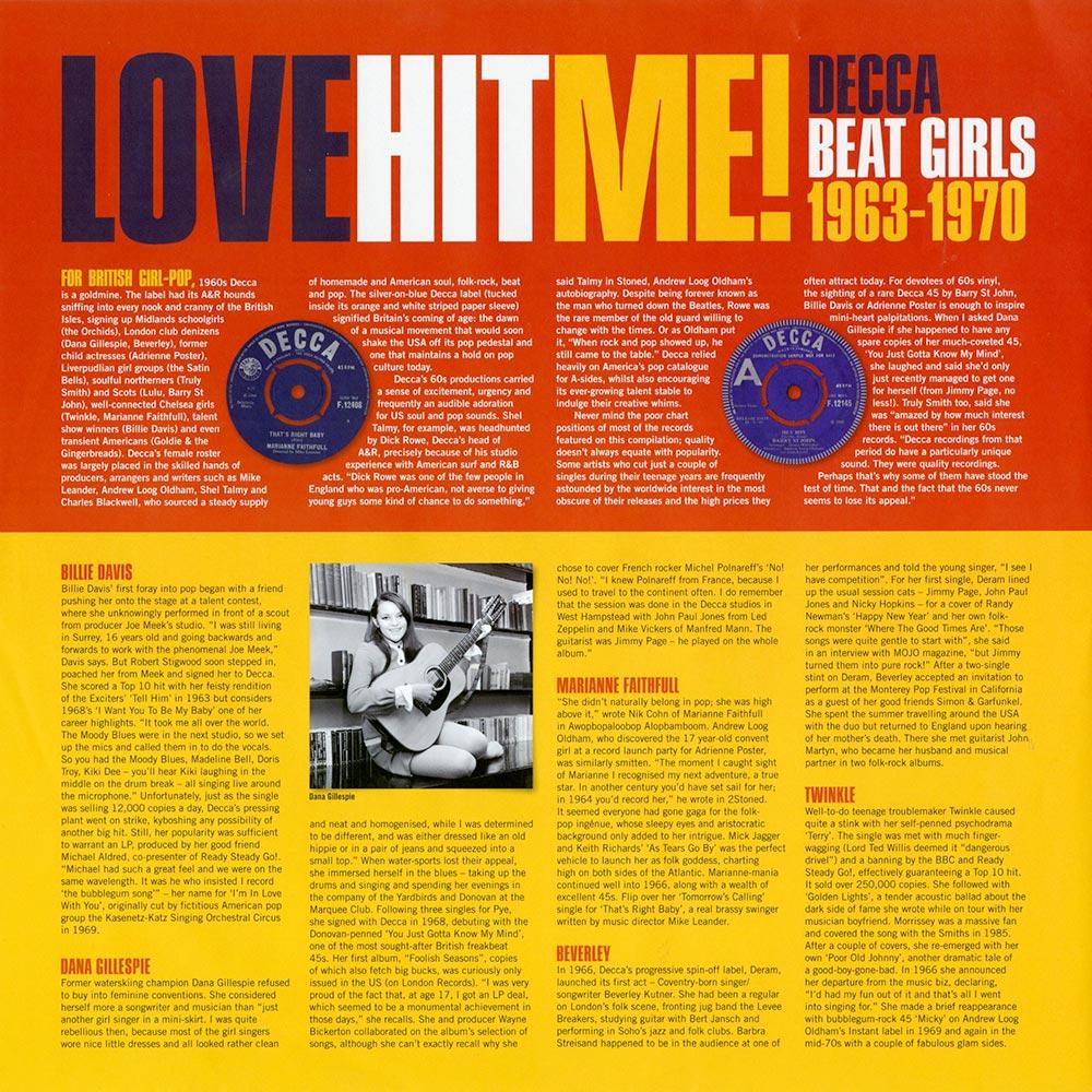 Various - Hit Me - The Island Summer Sampler