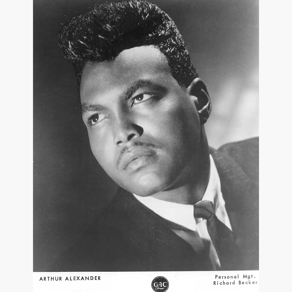 Arthur Alexander, born in Florence, Alabama on 10 May 1940, was probably the greatest country soul singer ever. His influence was immense and he inspired ... - arthur-alexander1