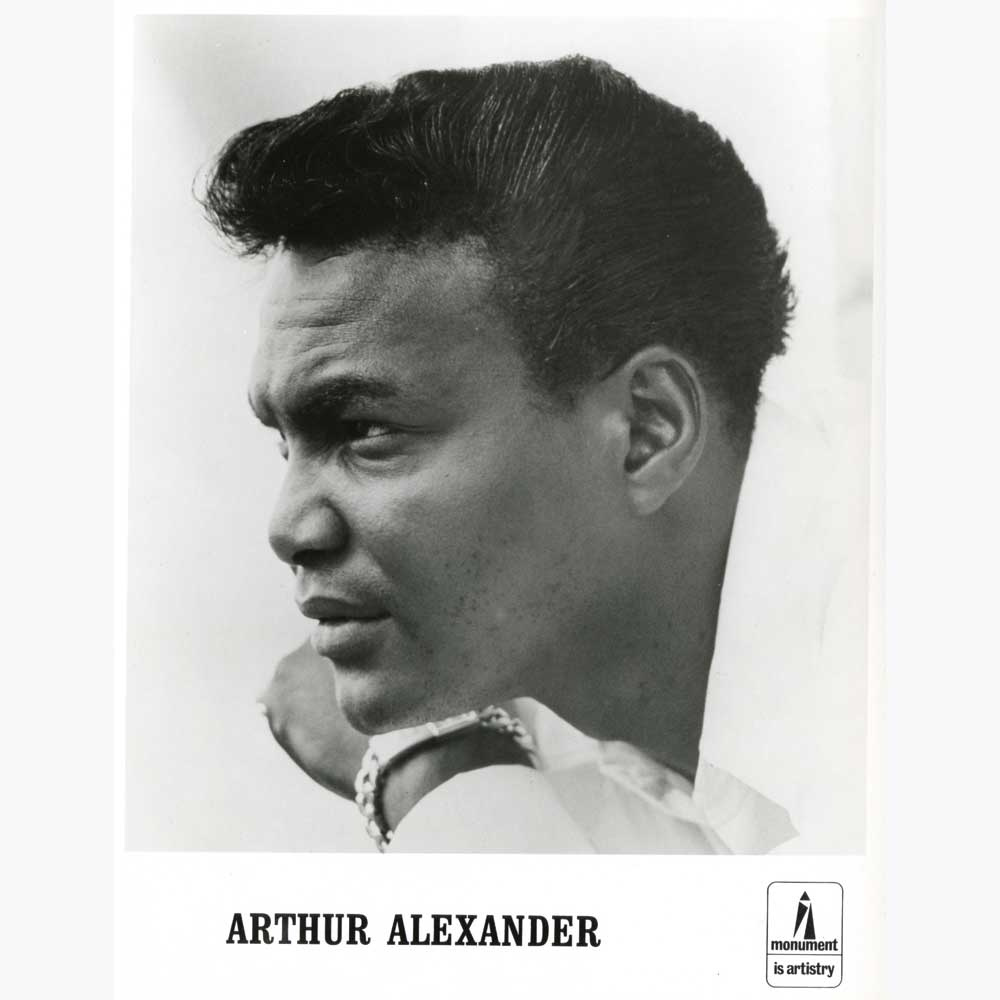 Arthur Alexander, born in Florence, Alabama on 10 May 1940, was probably the greatest country soul singer ever. His influence was immense and he inspired ... - arthur-alexander2