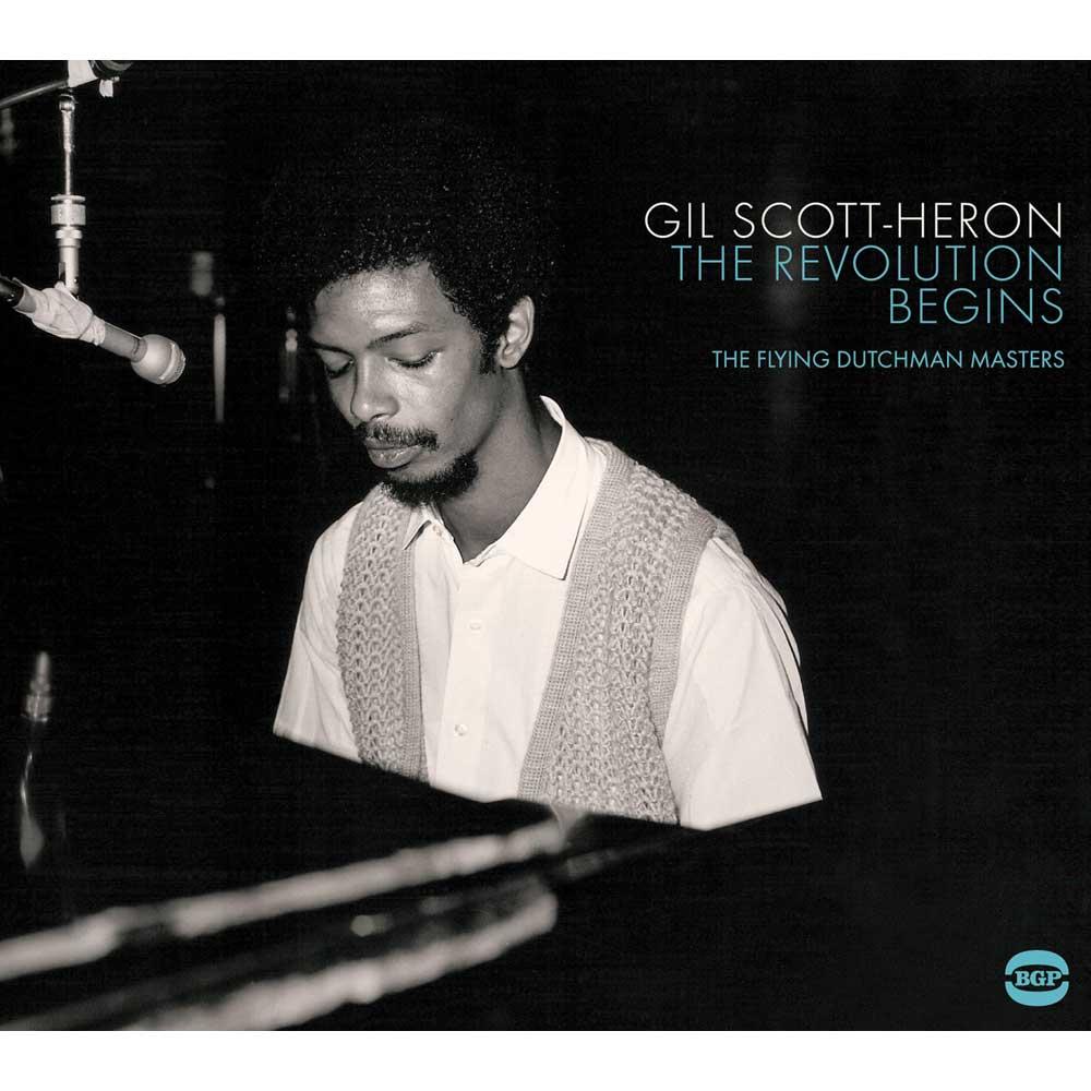 Gil Scott Heron everyday