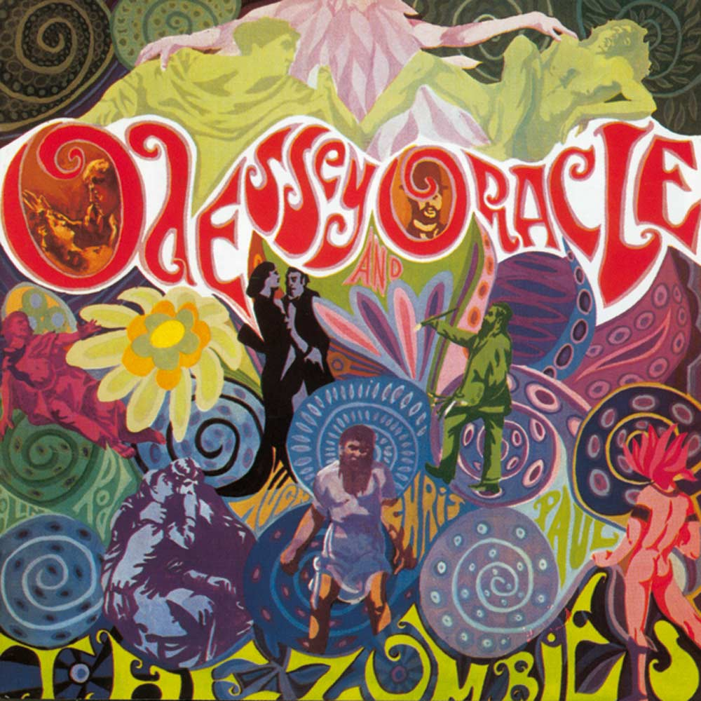 The Zombies Odessey And Oracle Ace Records